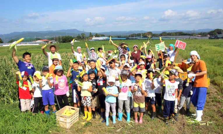 サマーキャンプ2016<br/>夏の楽園村スケジュール